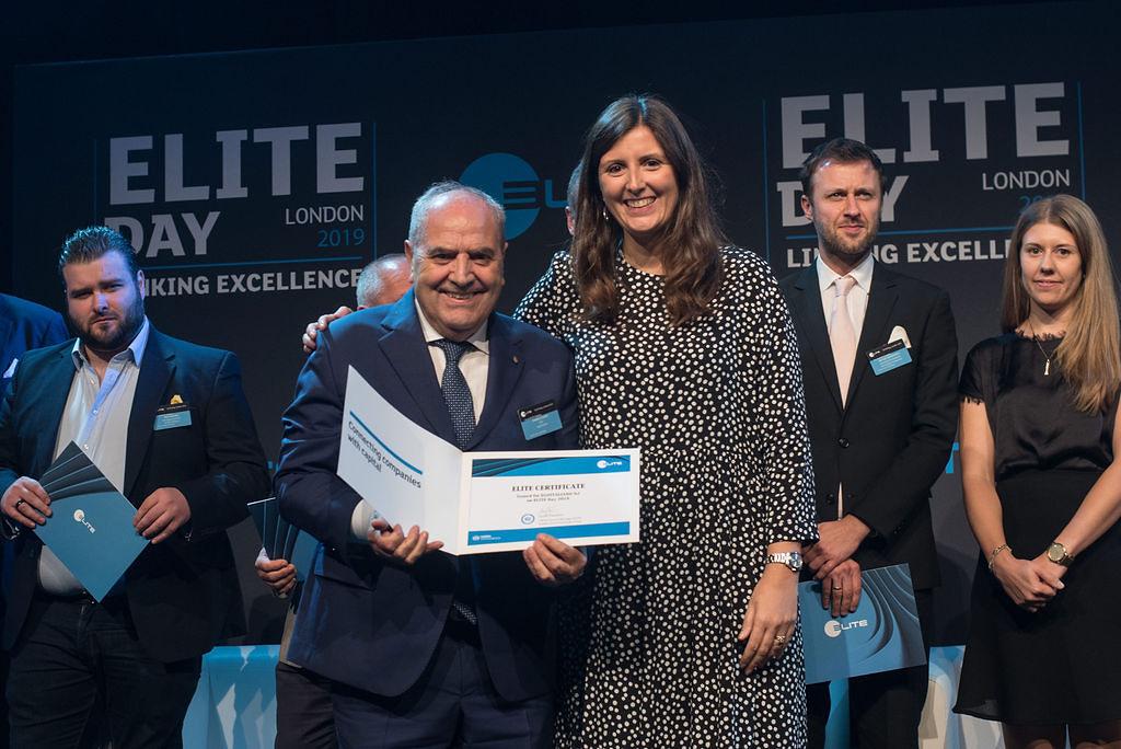 """egomag egoitaliano Egoitaliano a reçu la certification """"ELITE"""" de Borsa Italiana"""