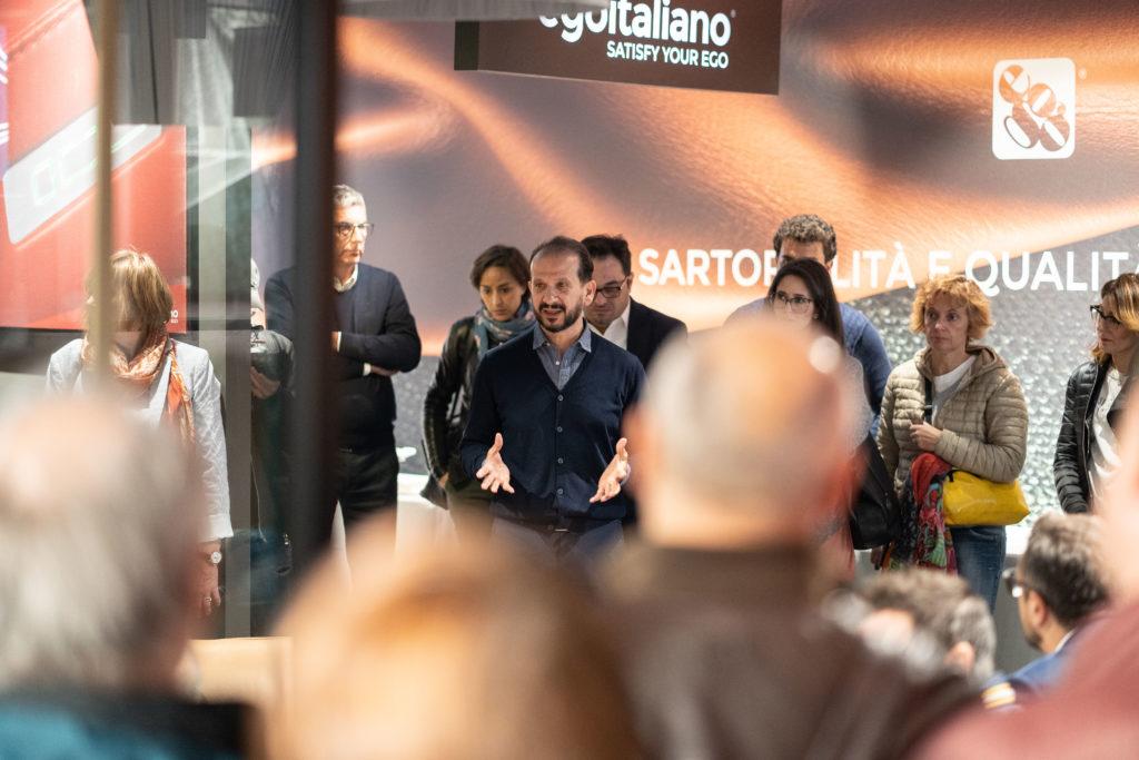 egomag egoitaliano Egoitaliano avec Arredanet, entrepreneurs de l'ameublement