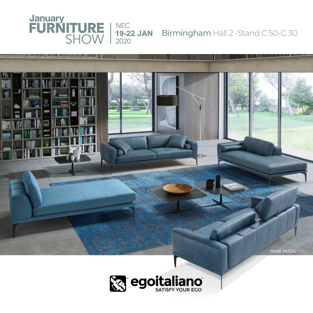 egomag egoitaliano January Furniture Show