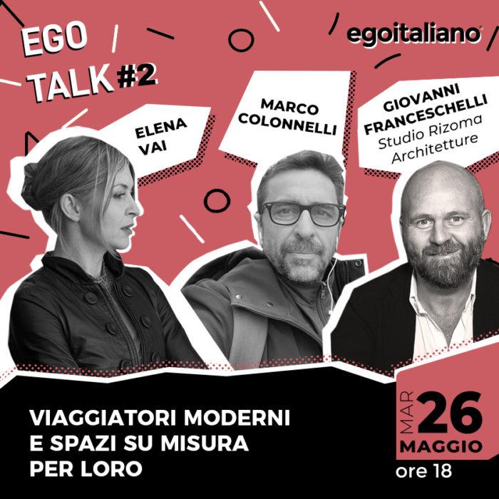 egomag egoitaliano EgoTalk #2