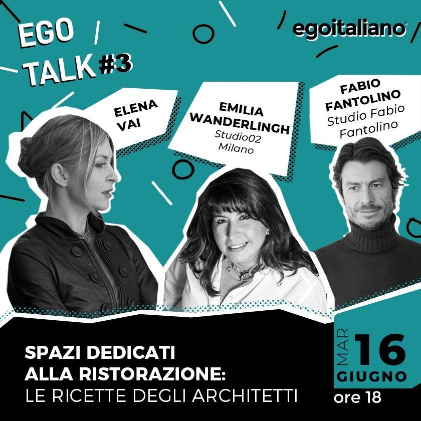 egomag egoitaliano EgoTalk #3