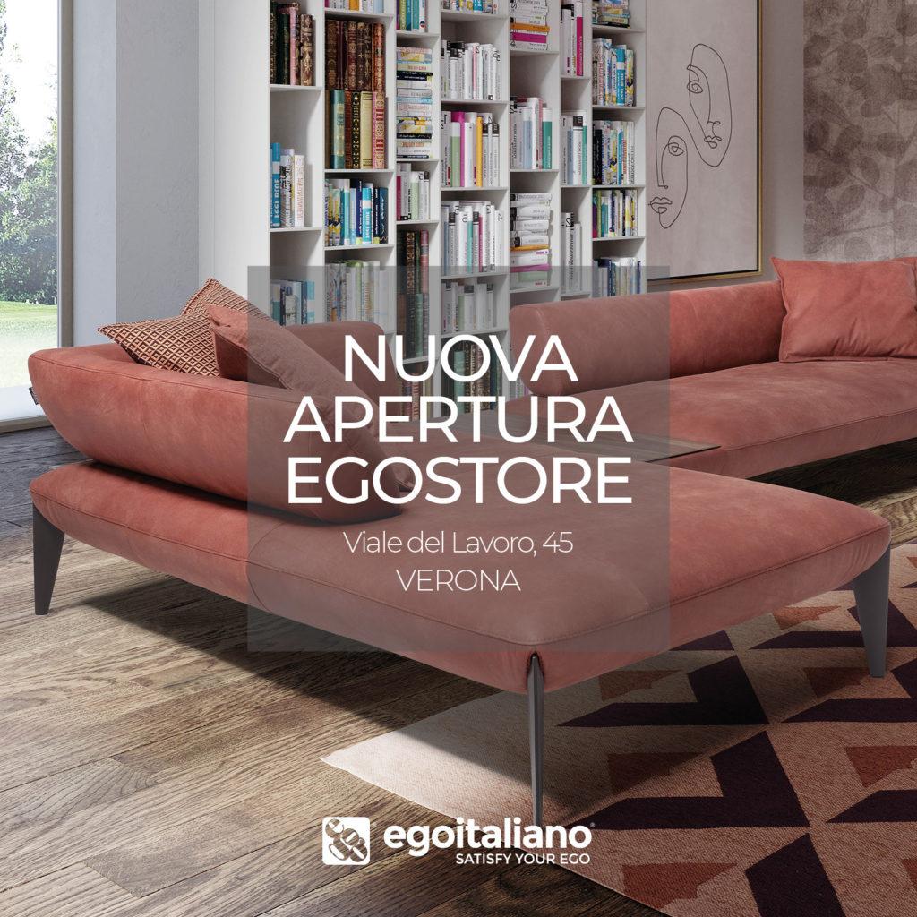 egomag egoitaliano Nuova Apertura Verona